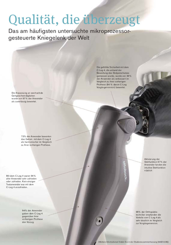 Prothesen bei Gutgesell