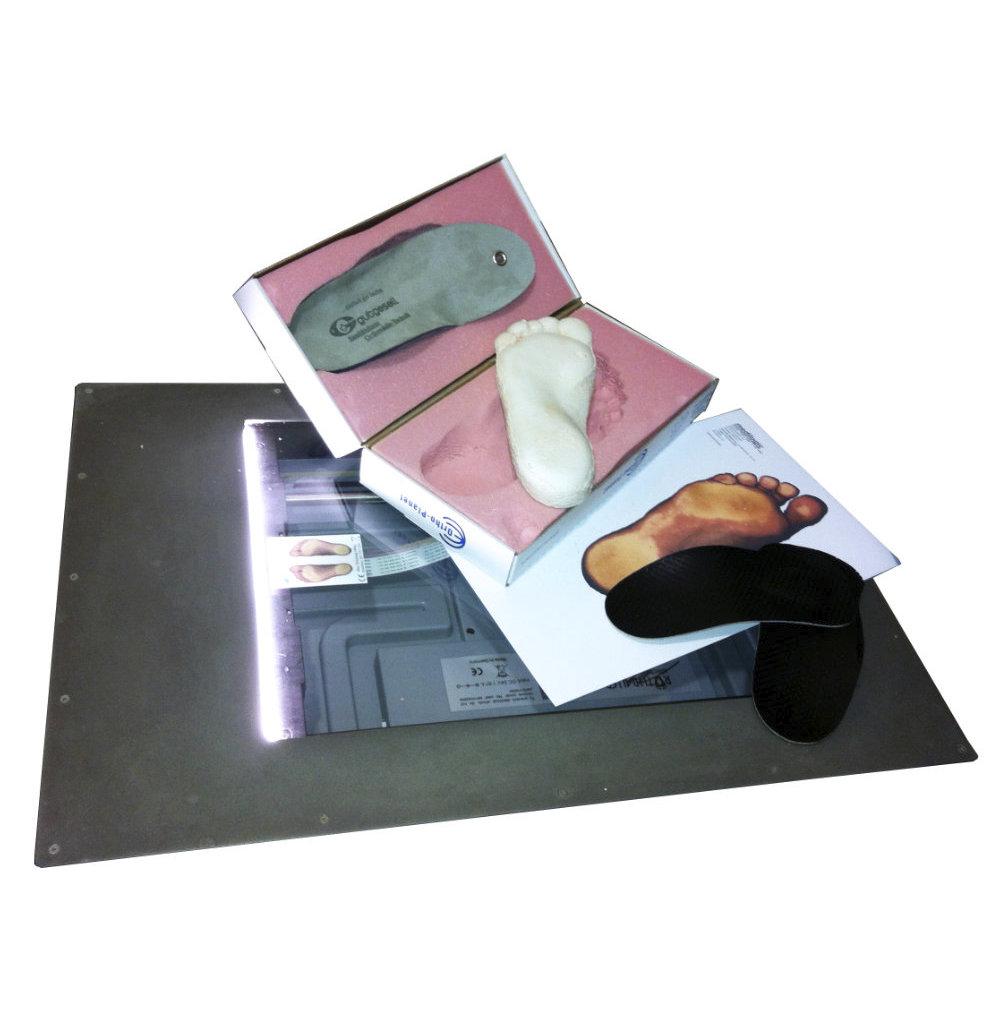Scanner für Fußeinlagen von Gutgesell